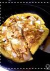 山芋とはんぺんのふわふわオーブン焼き