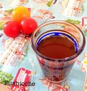 風邪対策♡トマト紅茶の写真