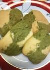 簡単美味しいなバニラ抹茶クッキー