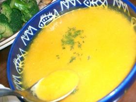 簡単!かぼちゃのスープ