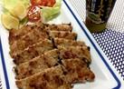 香味ペーストで決まり☆鶏ひき肉の磯辺焼き
