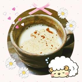 夜のおともに☆ラムソイミルク