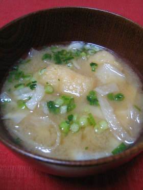 ダシいらず★切干大根のお味噌汁