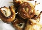 【お弁当】ちくわのチーズ巻きワサビ醤油味