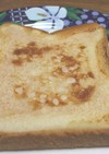 カルピス☆ミルク トースト