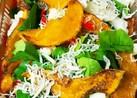 フライドカボチャのサラダ