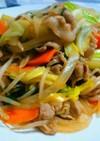簡単で美味しい♪栄養満点な野菜炒め♡