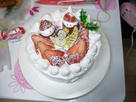 超簡単ケーキ