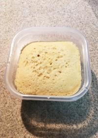 おからパウダーで蒸しパン