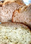 HBで簡単おからパウダー入りくるみ食パン
