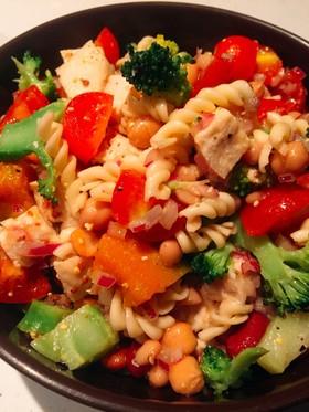 作り置き☆栄養満点サラダ