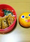 3歳娘のお弁当 (冬 おかず)
