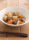 肉じゃがみたいな☆菊芋と牛肉の煮物