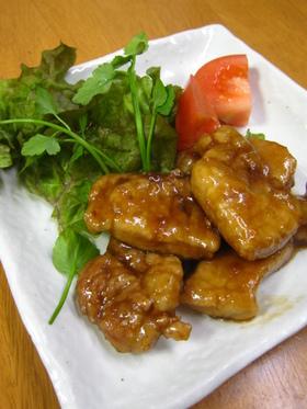 厚切り…豚の生姜焼き