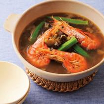 えびポン酢鍋