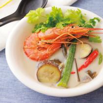 タイ風ココナッツミルク鍋