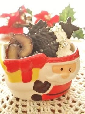 クリスマスにも♪簡単ミルクプリン