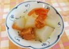 さっぱり美味しい♪冬瓜の梅煮