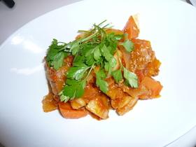いろいろ根菜のラタトゥーユ