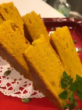 焼きっぱなしのケーキ13・かぼちゃ