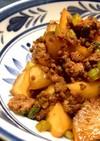 簡単!大根とひき肉のピリ辛炒め煮