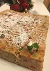 焼きっぱなしのケーキ14・シュトレーン