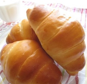 パン屋さんのバターロール