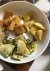 離乳食後期♡野菜ホットケーキ