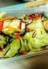 浅漬けの素で簡単☆ゆず香る野菜の浅漬け