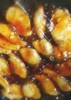 イナダのピリ辛一口照り焼き