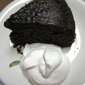 チーズクリーム★チョコ・ケーキのお供