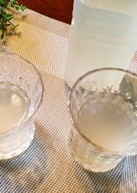 柚子ジュース