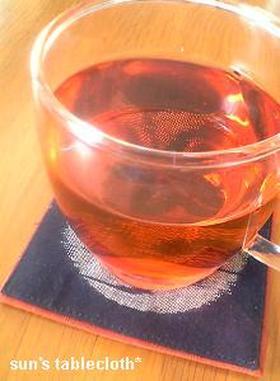 ゆず茶でホット☆カンパリ