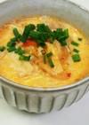 まろやかほっこり☆豆乳味噌キムチスープ