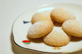 ココナッツクッキー☆