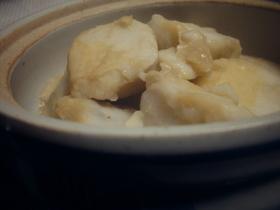里芋のお醤油煮