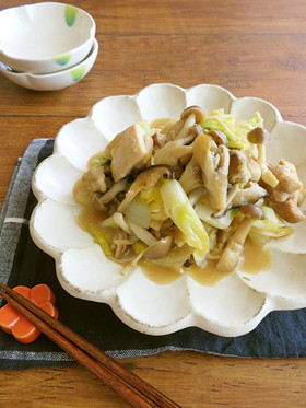 栄養たっぷり☆鶏野菜みそ炒め♪お弁当に