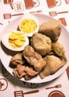 鶏もも肉と卵と里芋のうまうま煮♪
