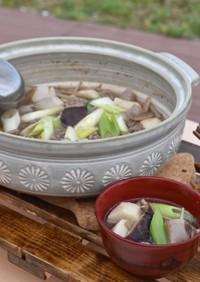 芋煮(山形県 郷土料理)