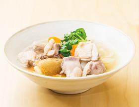 東京しゃもと野菜のポトフー