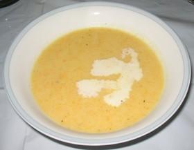 お手軽キャロットスープ