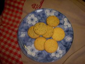 サクサク★かぼちゃクッキー