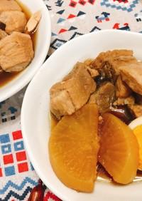 簡単絶品☆炊飯器で柔らか豚の角煮☆