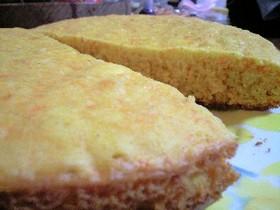 にんじん丸ごとホットケーキ