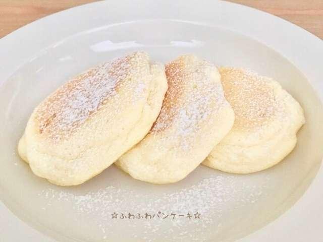 パン ケーキ の 作り方