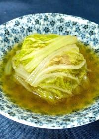 レンジで簡単!白菜と豚肉のミルフィーユ