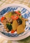 ご飯に合う和風☆豚肉と大根の味噌炒め煮♪