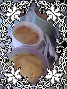 柿チーズ☆パングラタン