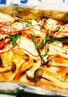 味噌豚のホイル焼き