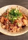 九州の味 かしわご飯